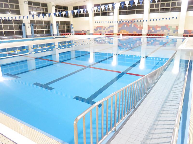 海老名市にある室内プール『高座施設組合屋内温水プール(高座プール)